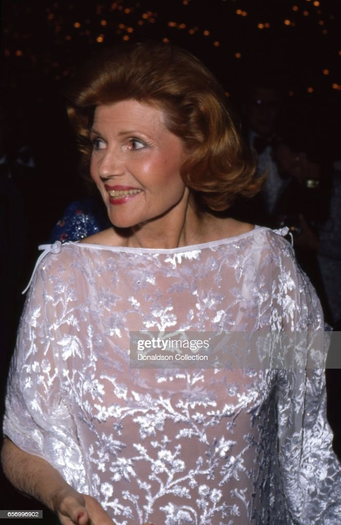 Rita Hayworth Attends an Event : News Photo