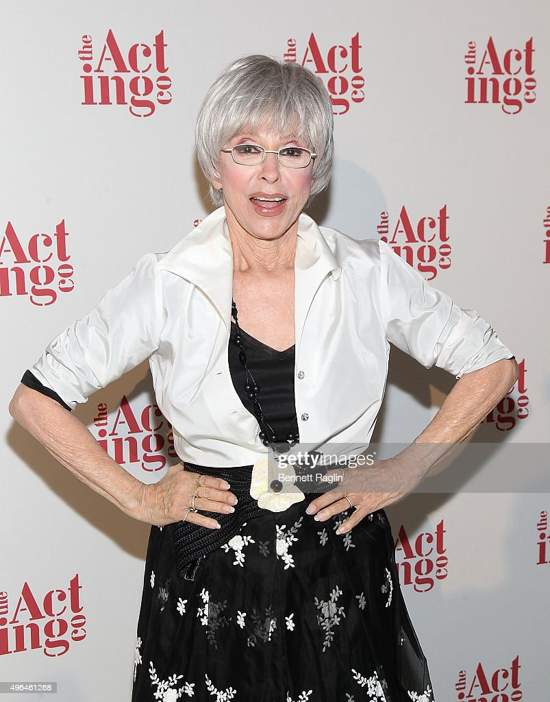 Actress Rita Moreno attends the 2015 Acting Company Fall Gala at Capitale on November 9, 2015 in New York City.