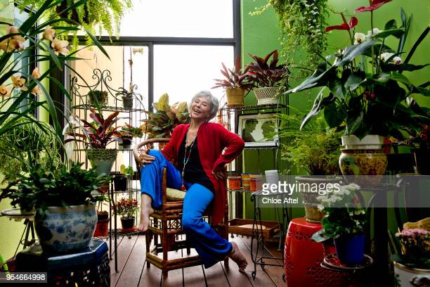 Actress Rita Moreno is photographed for Wall Street Journal on February 28, 2014 in Berkeley, California.