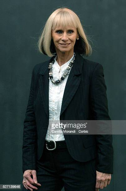 Actress Rita Tushingham at the photo call of Il Nascondiglio in Rome