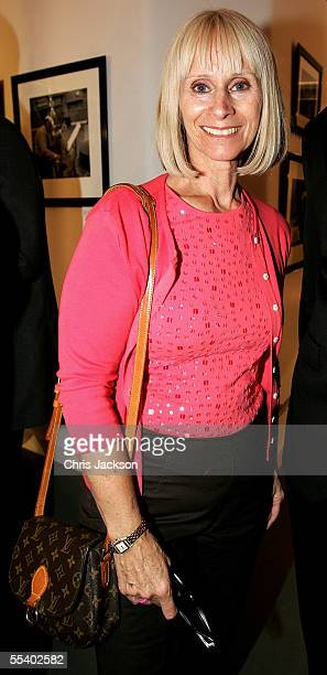 Actress Rita Tushingham attends the 21st anniversary of the Orient Express magazine party September 14 2005 in London England