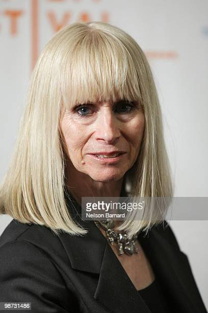 Actress Rita Tushingham attends the premiere of Dr Zhivago during the 2010 Tribeca Film Festival at the Clearview Chelsea Cinemas on April 28 2010 in...