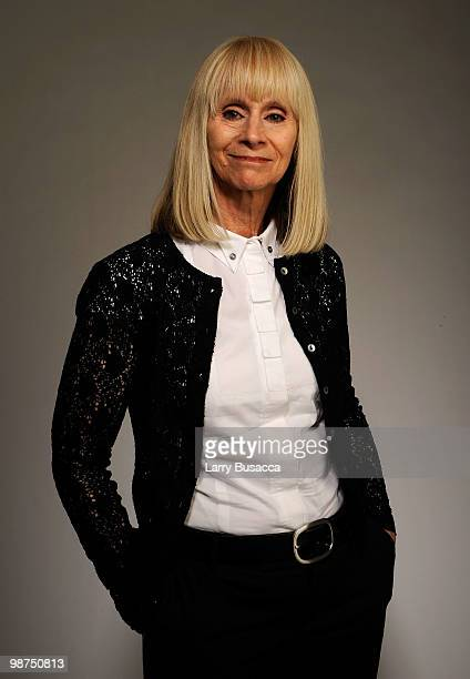 Actress Rita Tushingham from the film Doctor Zhivago attends the Tribeca Film Festival 2010 portrait studio at the FilmMaker Industry Press Center on...