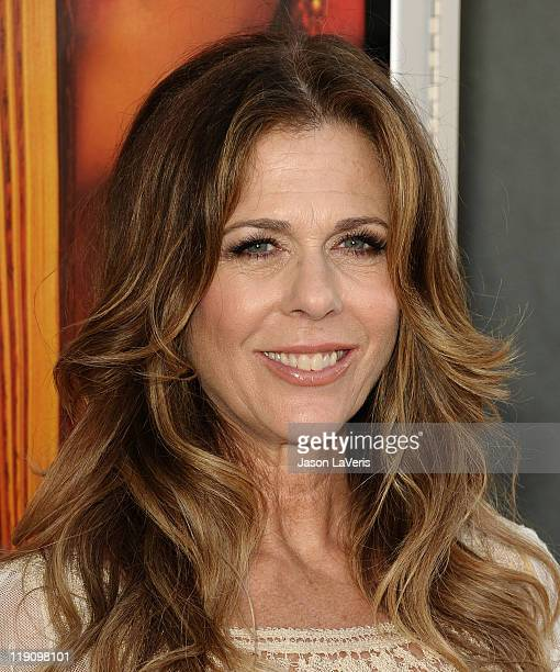Actress Rita Wilson attends a screening of Snow Flower and the Secret Fan at Fox Studio Lot on July 11 2011 in Century City California