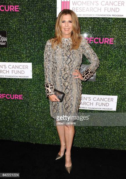 Actress Rita Wilson attends An Unforgettable Evening at the Beverly Wilshire Four Seasons Hotel on February 16 2017 in Beverly Hills California