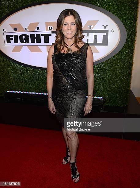Actress Rita Wilson attends Muhammad Ali's Celebrity Fight Night XIX at JW Marriott Desert Ridge Resort & Spa on March 23, 2013 in Phoenix, Arizona.