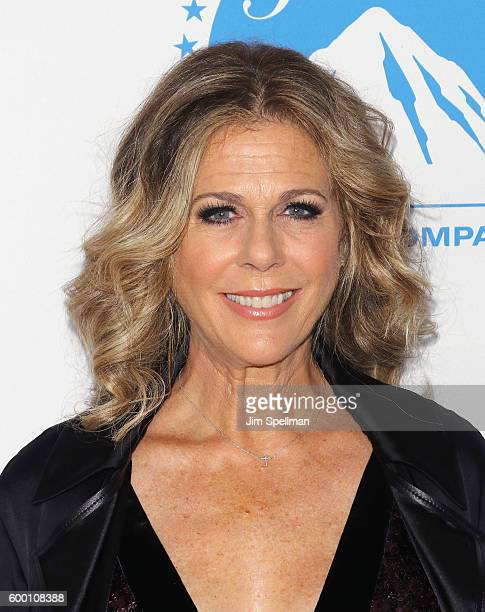 Actress Rita Wilson attends the Brother Nature New York premiere at Regal EWalk 13 on September 7 2016 in New York City