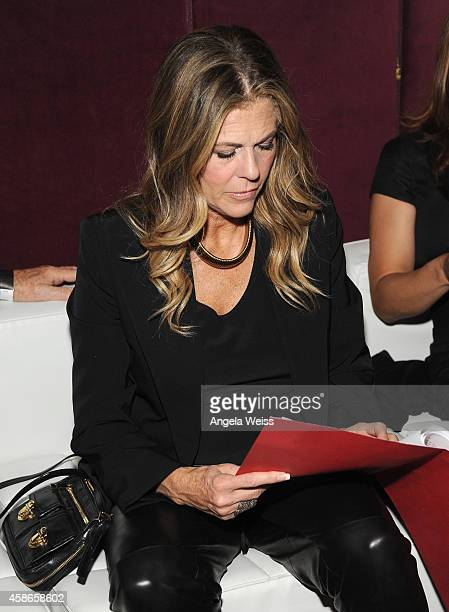 Actress Rita Wilson attends the International Myeloma Foundation 8th Annual Comedy Celebration benefiting The Peter Boyle Research Fund supporting...