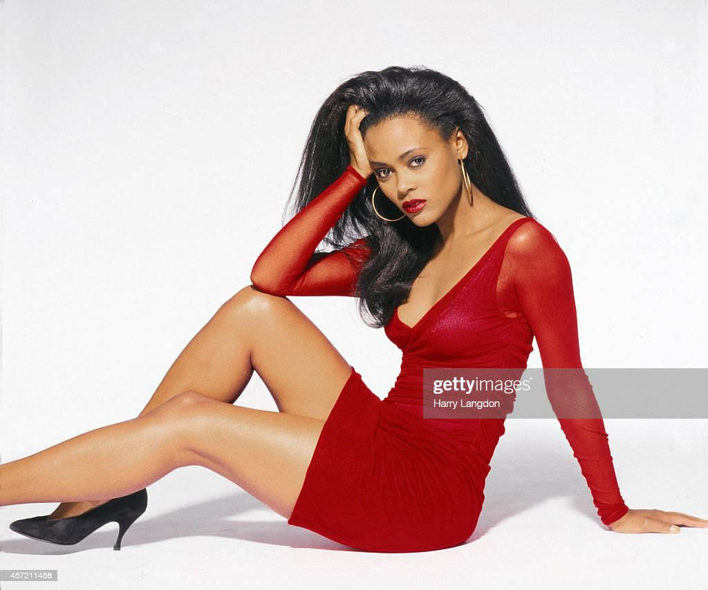 Robin Givens Portrait Session : News Photo
