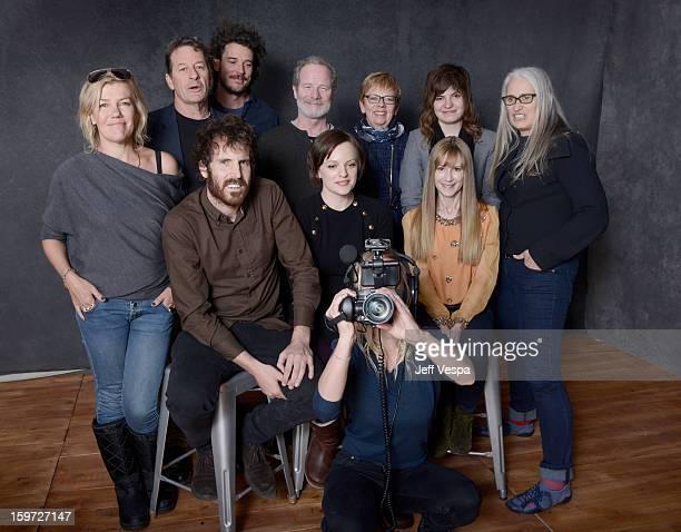 Actress Robin Malcolm writer Gerard Lee filmmaker Garth Davis actor Peter Mullan producer Philippa Campbell musician Georgi Kay filmmaker Jane...