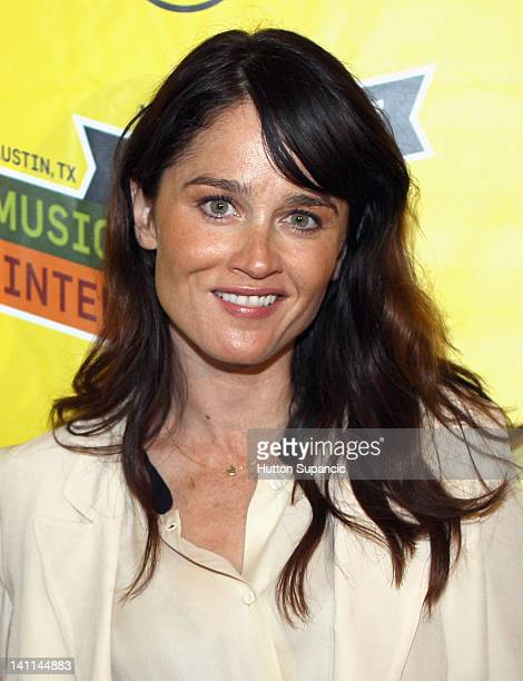 Actress Robin Tunney attends See Girl Run Red Carpet Arrivals during the 2012 SXSW Music Film Interactive Festival on March 11 2012 in Austin Texas