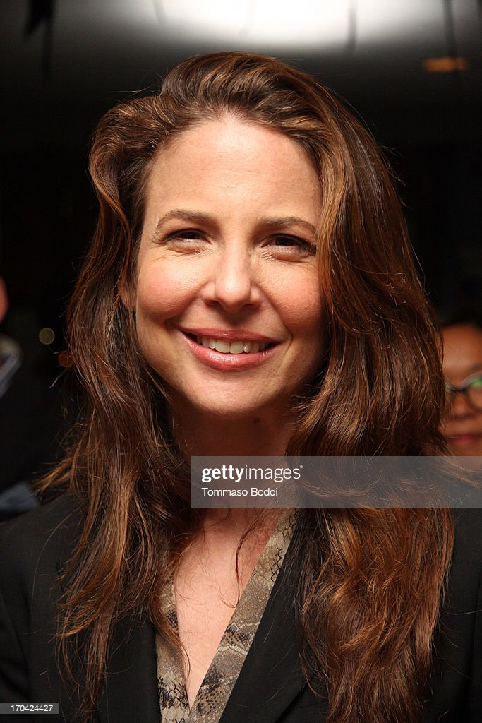 Actress Robin Weigert attends the 'Chasing The Hill' reception held at the Pacific Mariners Yacht Club on June 12, 2013 in Marina del Rey, California.
