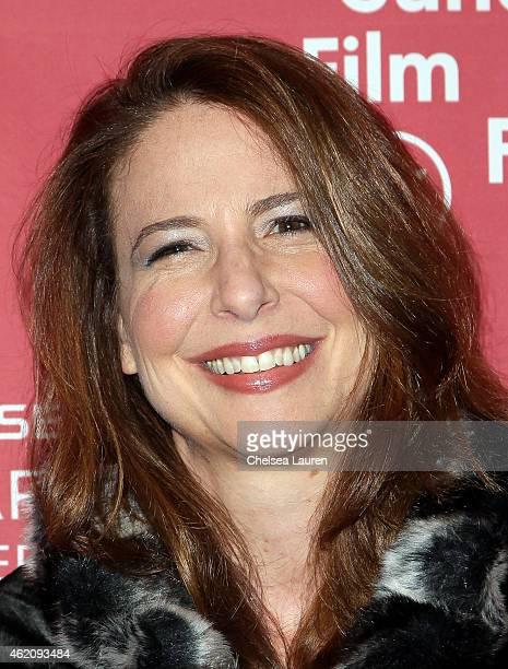 Actress Robin Weigert attends the Mississippi Grind premiere during the 2015 Sundance Film Festival on January 24 2015 in Park City Utah