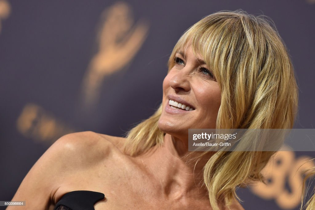 #9 - The majority of actress Robin Wright's $9m per year income comes from her Emmy-nominated role in the Netflix series 'House of Cards' and is augmented by roles in big screen flicks like 'Wonder Woman' and 'Justice League.'