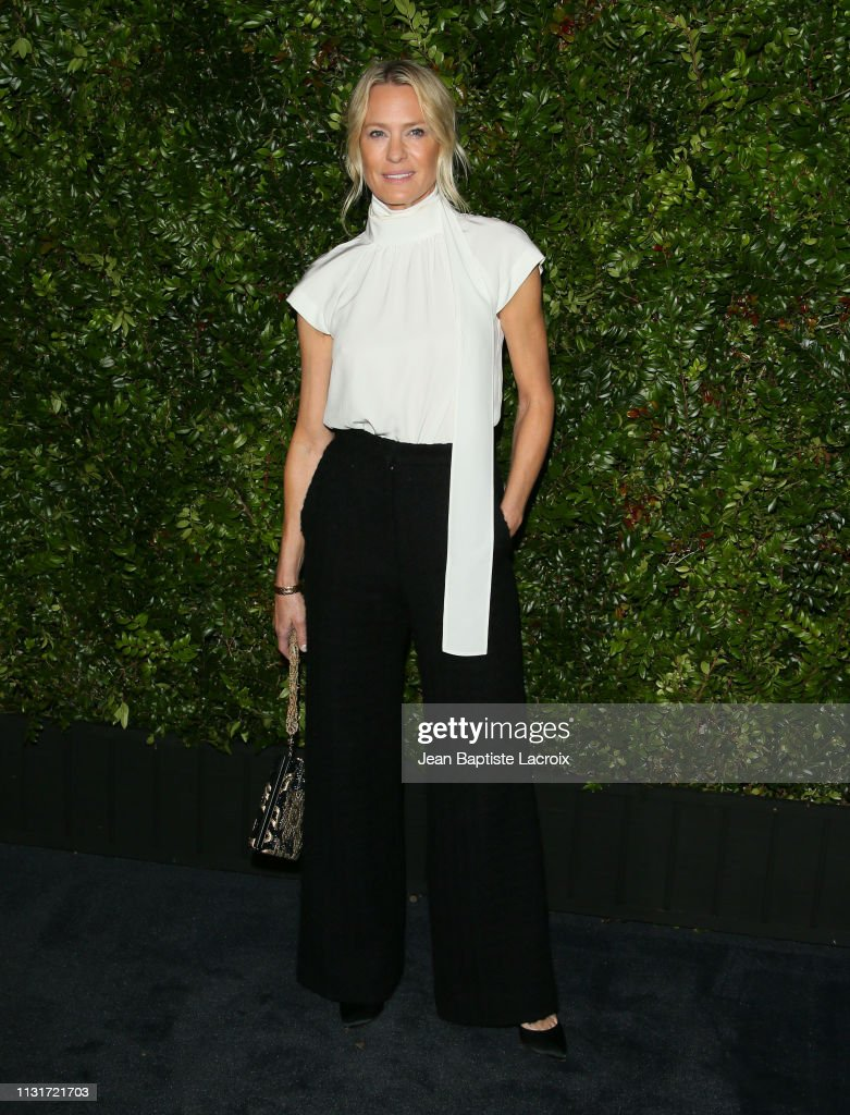 Charles Finch And CHANEL's 11th Annual Pre-Oscar Awards Dinner At The Polo Lounge In Beverly Hills : News Photo