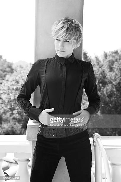 Actress Robin Wright is photographed for New York Moves on October 1, 2011 in Los Angeles, California.