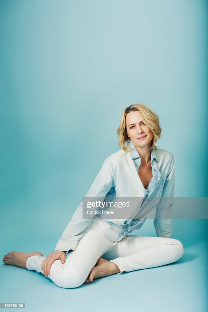 Robin Wright, The Observer Magazine, May 25, 2017