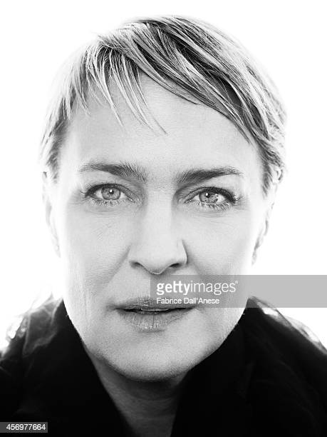 Actress Robin Wright is photographed for Vanity Fair Italy in Cannes France