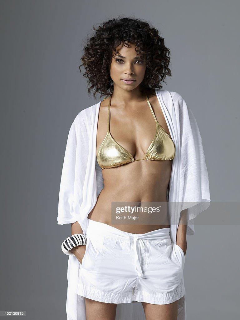 Rochelle Aytes Bikini