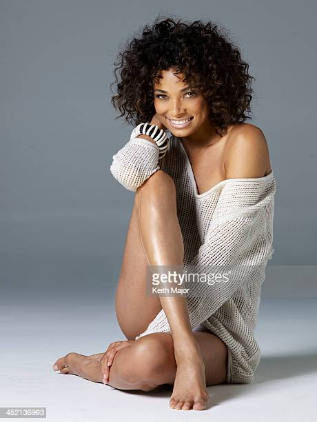 Actress Rochelle Aytes is photographed for Heart And Soul Magazine on June 24 2010 in New York City COVER IMAGE