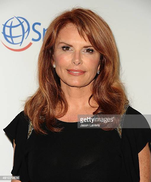 Actress Roma Downey attends Operation Smile's 2015 Smile Gala at the Beverly Wilshire Four Seasons Hotel on October 2, 2015 in Beverly Hills,...