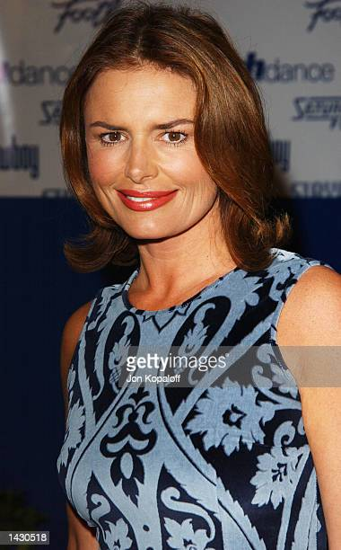 Actress Roma Downey attends the Celebration of Paramount Studio's 90th Anniversary with the release of six alltime musical favorites Grease Saturday...