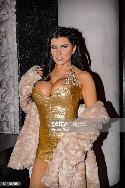 Actress Romi Rain arrives for the 2017 AVN Nomination Party at Avalon on November 17 2016 in Hollywood California