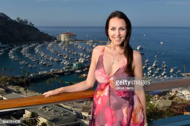 Actress Romina Schwedler attends the 2017 Catalina Film Festival on September 30 2017 in Catalina Island California