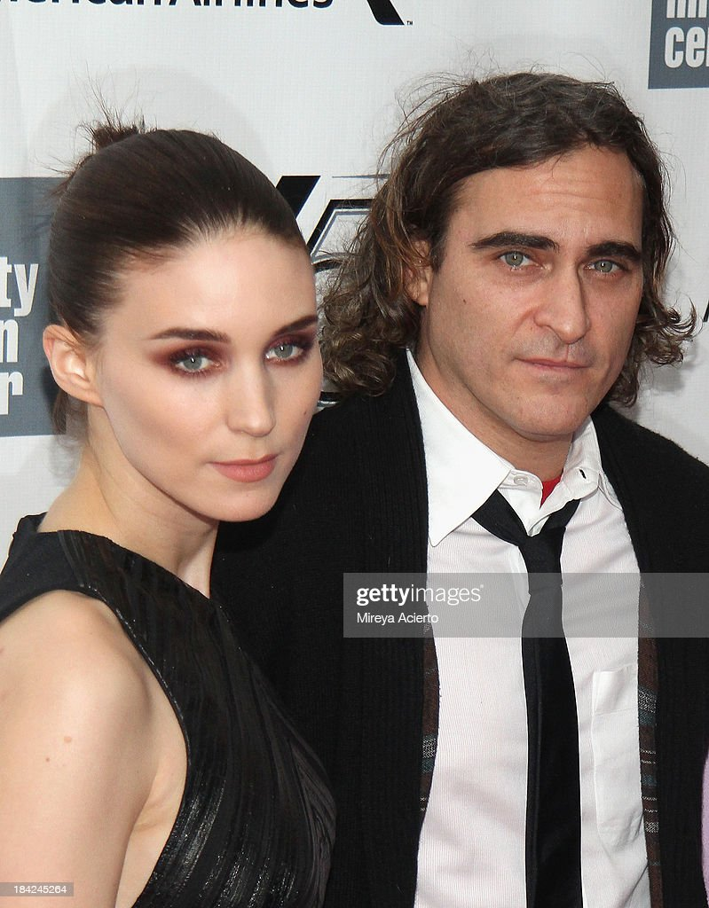 "Closing Night Gala Presentation Of ""Her"" - Arrivals - The 51st New York Film Festival : News Photo"