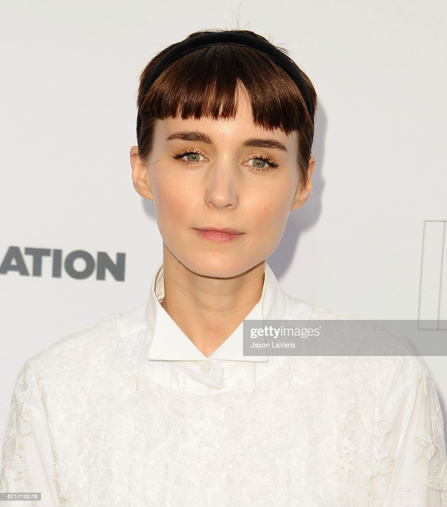 Actress Rooney Mara attends Humane Society of The United States' annual To The Rescue! Los Angeles benefit at Paramount Studios on April 22, 2017 in Hollywood, California.