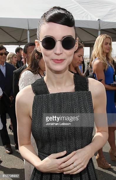 Actress Rooney Mara attends the 2016 Film Independent Spirit Awards sponsored by Heineken on February 27 2016 in Santa Monica California