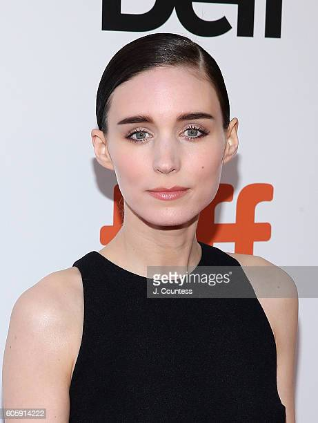 Actress Rooney Mara attends the 2016 Toronto International Film Festival Premiere of 'The Secret Scripture' at Roy Thomson Hall on September 15 2016...