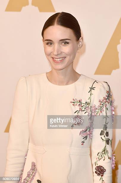 Actress Rooney Mara attends the 88th Annual Academy Awards nominee luncheon on February 8 2016 in Beverly Hills California