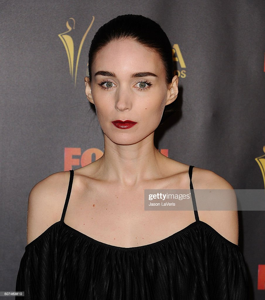 Actress Rooney Mara attends the AACTA International Awards at Avalon Hollywood on January 29, 2016 in Los Angeles, California.