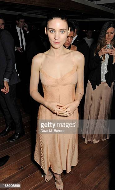 Actress Rooney Mara attends the IFP Calvin Klein Collection Euphoria Calvin Klein celebration of Women In Film At The 66th Cannes Film Festival on...