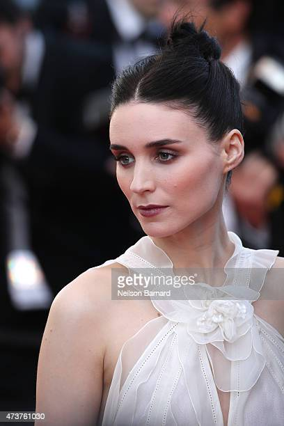 Actress Rooney Mara attends the Premiere of Carol during the 68th annual Cannes Film Festival on May 17 2015 in Cannes France