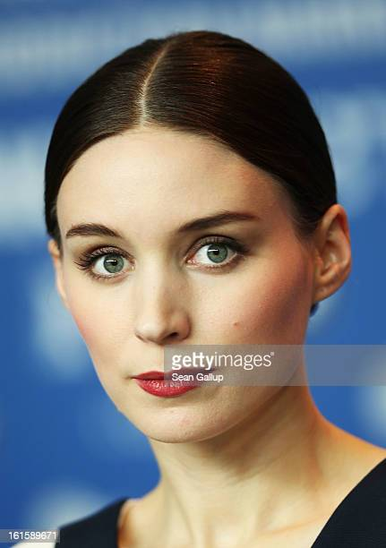 Actress Rooney Mara attends the 'Side Effects' Press Conference during the 63rd Berlinale International Film Festival at the Grand Hyatt Hotel on...