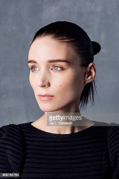 Actress Rooney Mara from the film 'Una' poses for a portraits at the Toronto International Film Festival for Los Angeles Times on September 10 2016...