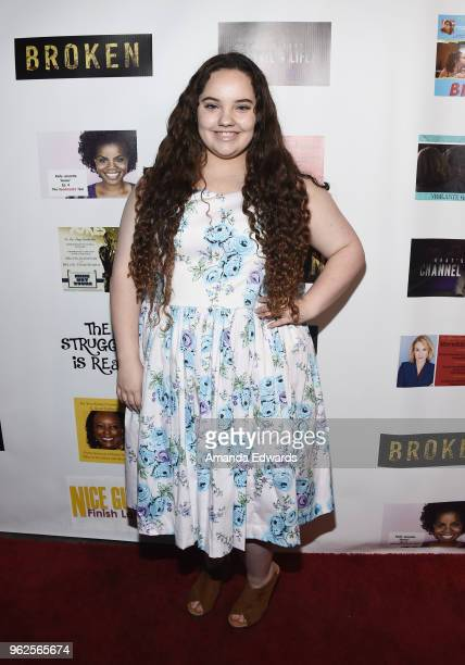 Actress Rory Ogden arrives at the FYC Us Independents Screenings and Red Carpet at the Elks Lodge on May 25, 2018 in Van Nuys, California.