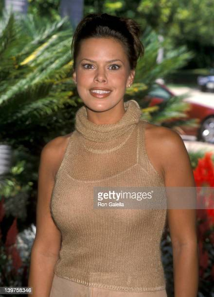 Actress Rosa Blasi attends Lifetime TV Fall TCA Press Tour on July 9 2000 at the Ritz Carlton Hotel in Pasadena California