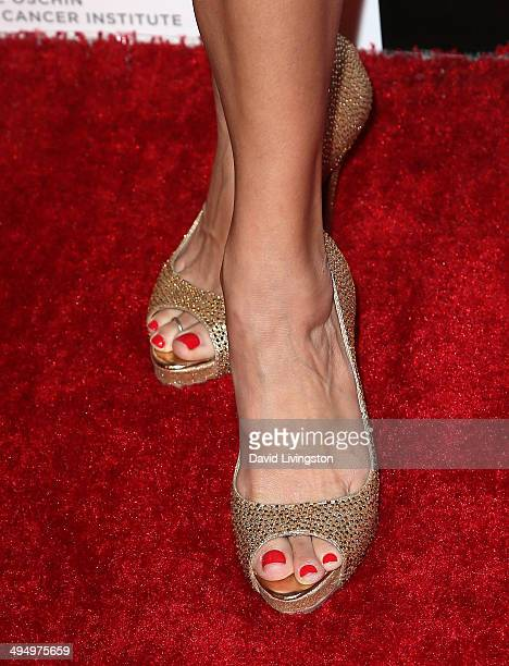 Actress Rosa Blasi attends the 10th anniversary What A Pair benefit concert at the Saban Theatre on May 31 2014 in Beverly Hills California