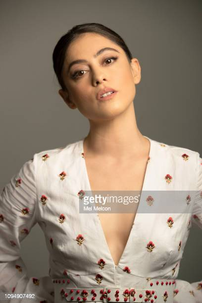 Actress Rosa Salazar is photographed for Los Angeles Times on January 3 2019 in Hollywood California PUBLISHED IMAGE CREDIT MUST READ Mel Melcon/Los...
