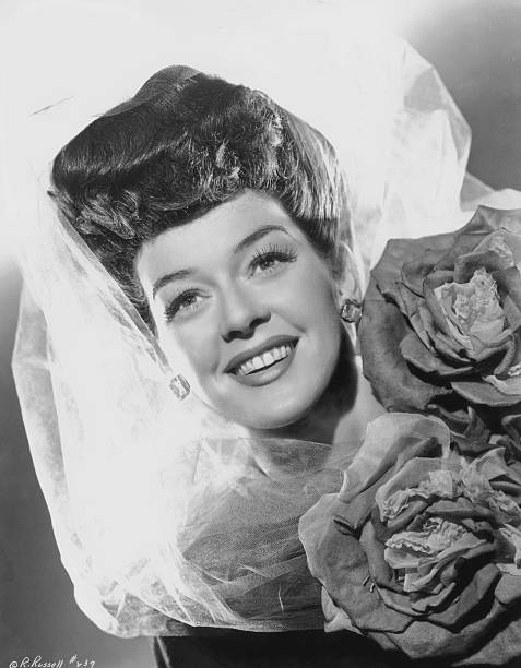 rosalind russell pictures getty images