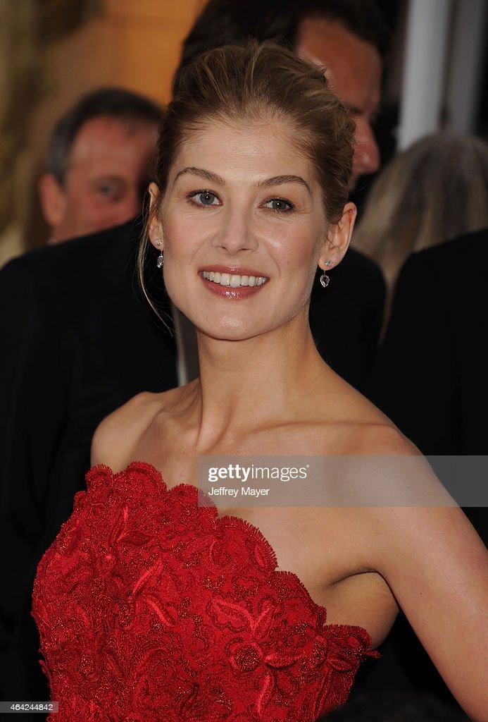 87th Annual Academy Awards - Arrivals : Nachrichtenfoto