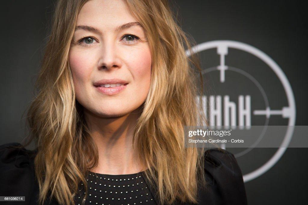 """HHhH"" Paris Premiere At Cinema UGC Normany"