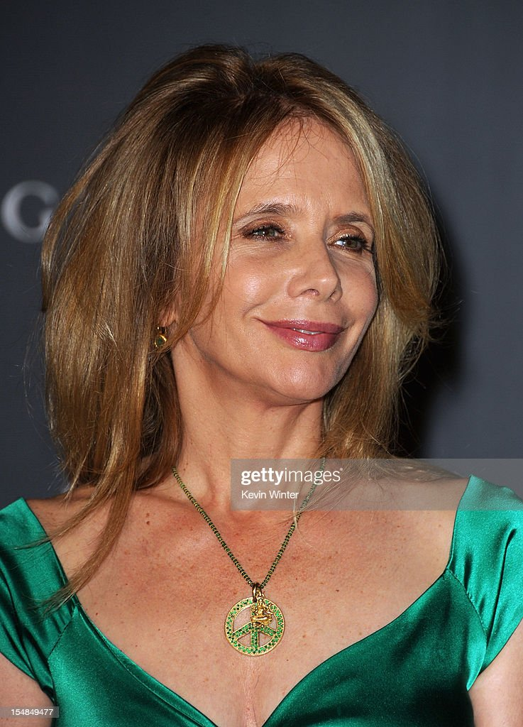 Actress Rosanna Arquette arrives at LACMA 2012 Art + Film Gala at LACMA on October 27, 2012 in Los Angeles, California.