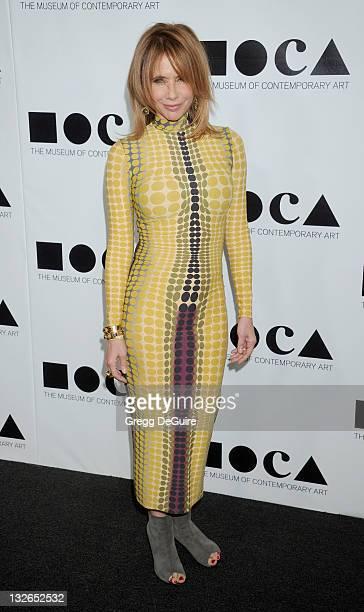 Actress Rosanna Arquette arrives at MOCA Gala 2011 - An Artist's Life Manifesto Directed By Marina Abramovic at MOCA Grand Avenue on November 12,...
