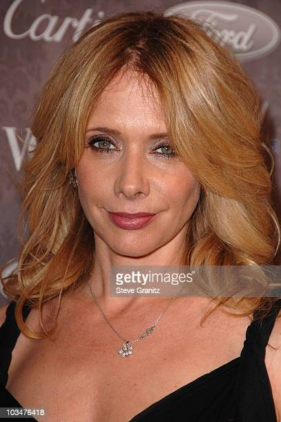 Actress Rosanna Arquette arrives to The Art of Elysium 10th Anniversary Gala at Vibiana on January 12, 2008 in Los Angeles, California.