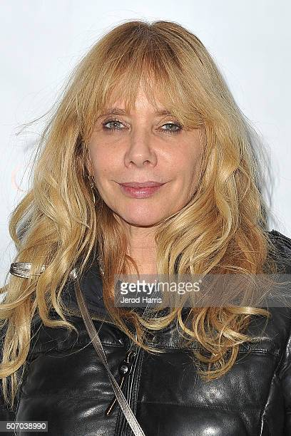 Actress Rosanna Arquette attends ChefDance Park City 2016 Presented By Velocity Benefiting Children's Medical Charity Operation Smile Night 5 on...