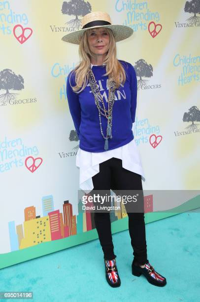 Actress Rosanna Arquette attends Children Mending Hearts' 9th Annual Empathy Rocks at a private residence on June 11 2017 in Bel Air California